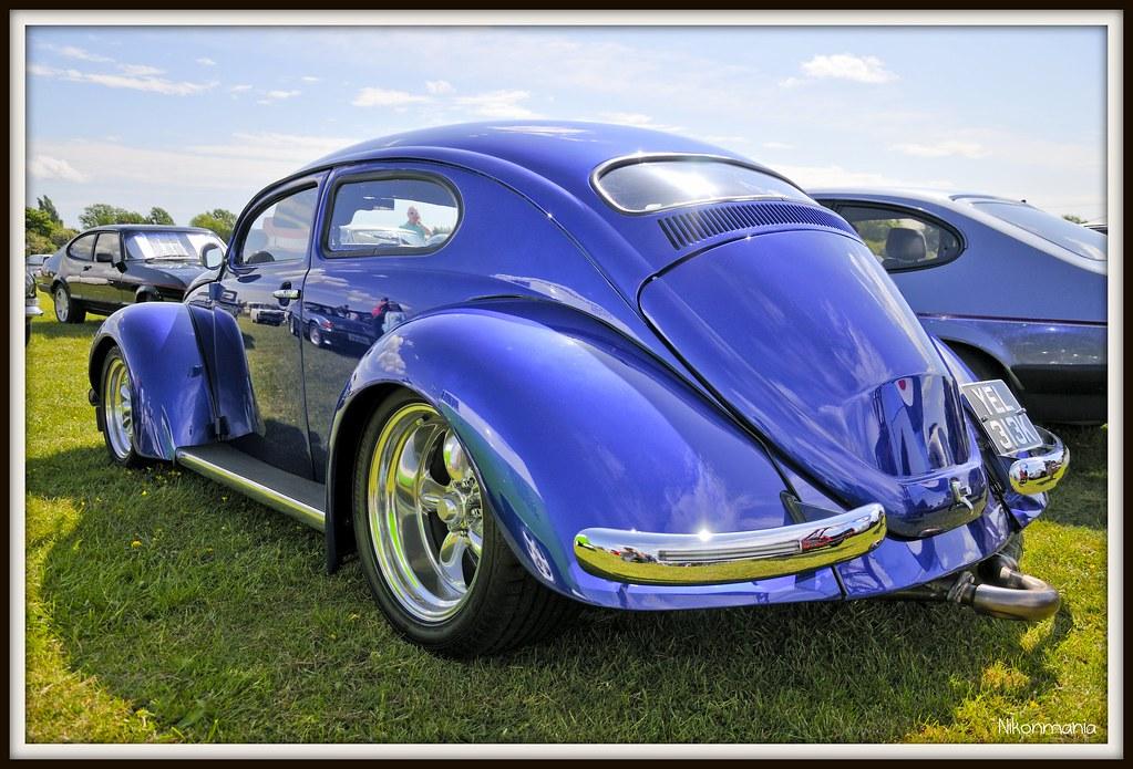 Old Car Show Iola Wi