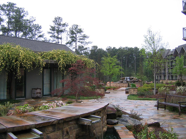 The New Lodge At Georgia 39 S Callaway Gardens Flickr