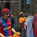 Barcelona's fans