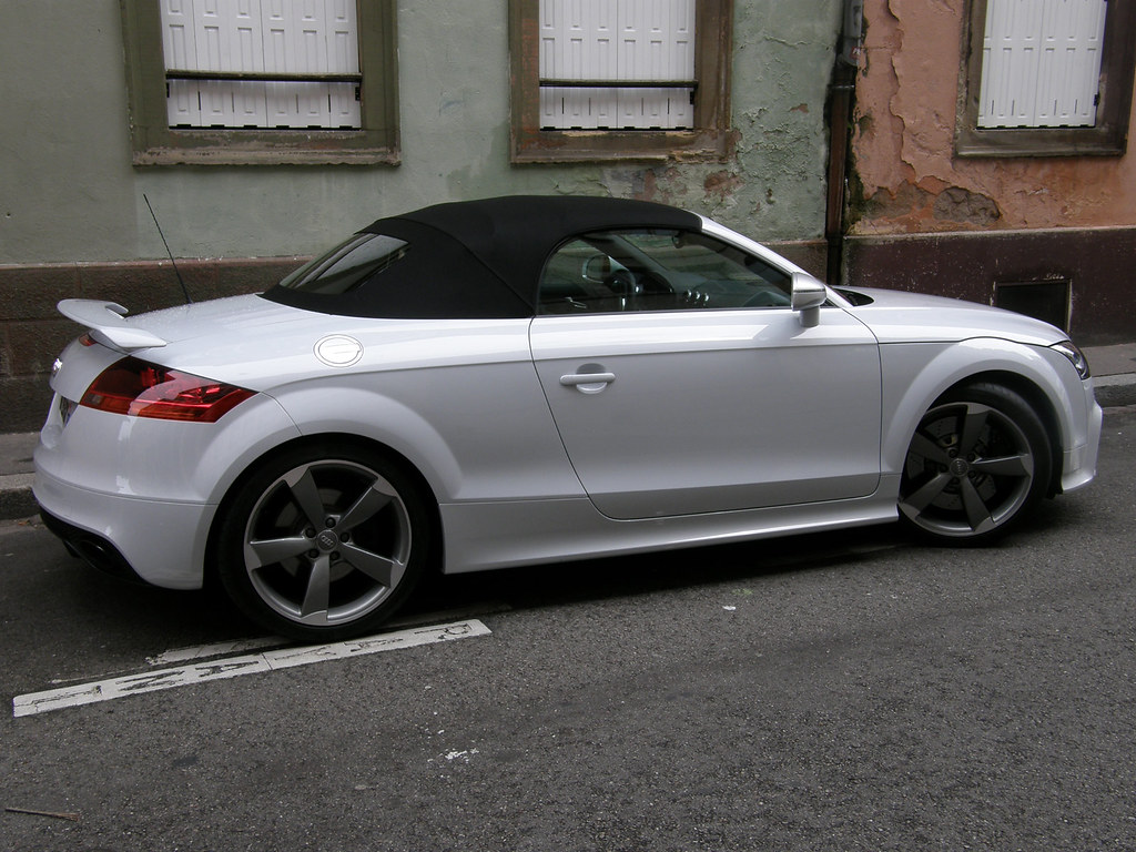 Audi Tt Rs Roadster Denis Grgečić Valput Flickr