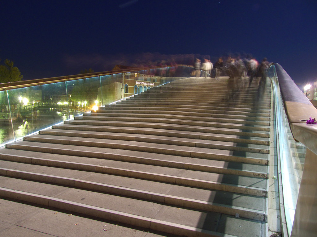 calatrava bridge venice photos - photo#20