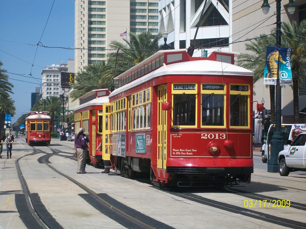 new orleans rta canal streetcar 2013 4 djmookie504 flickr. Black Bedroom Furniture Sets. Home Design Ideas