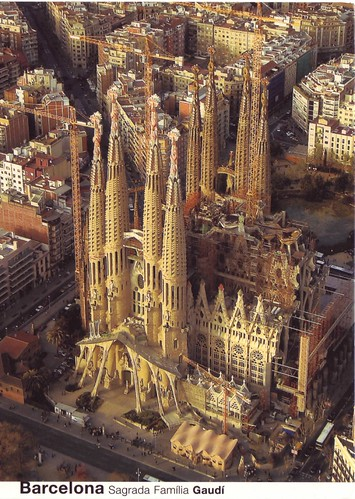 works of antoni gaud la sagrada familia flickr photo sharing. Black Bedroom Furniture Sets. Home Design Ideas