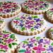 Handpainted Wedding Shower Cookies