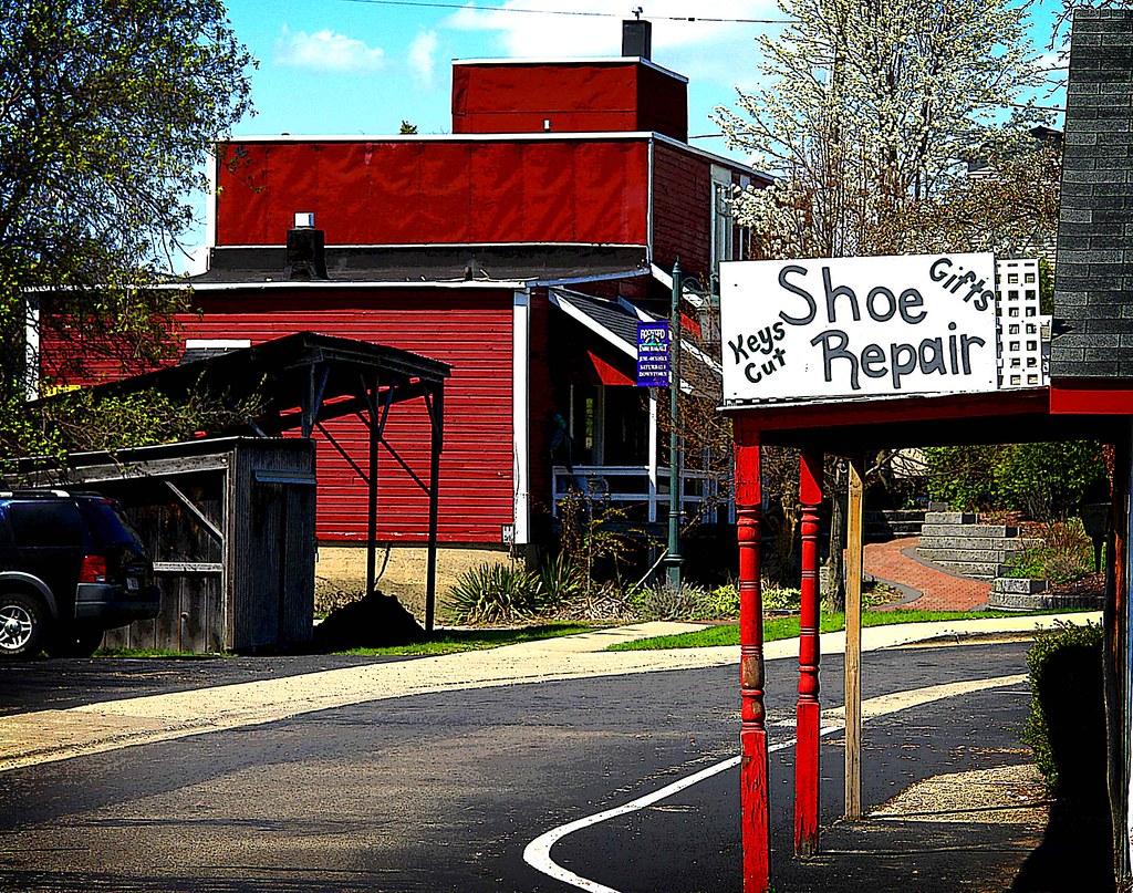 Shoe Repair Michigan