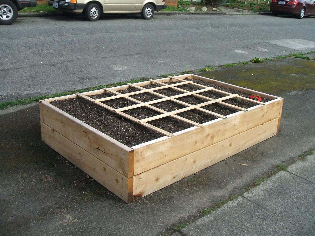 English Raised Garden Beds
