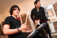 PepsiCo + TechSet InternetWeek 2009 Kickoff - The Rockband