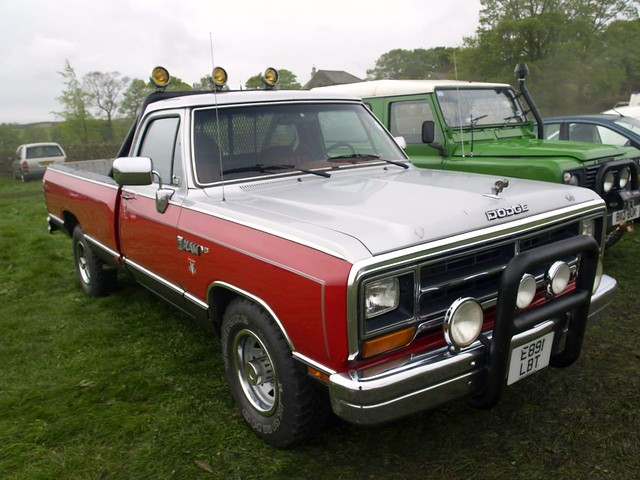 dodge ram v8 pick up trucks 1978 dodge ram v8 pick up. Black Bedroom Furniture Sets. Home Design Ideas