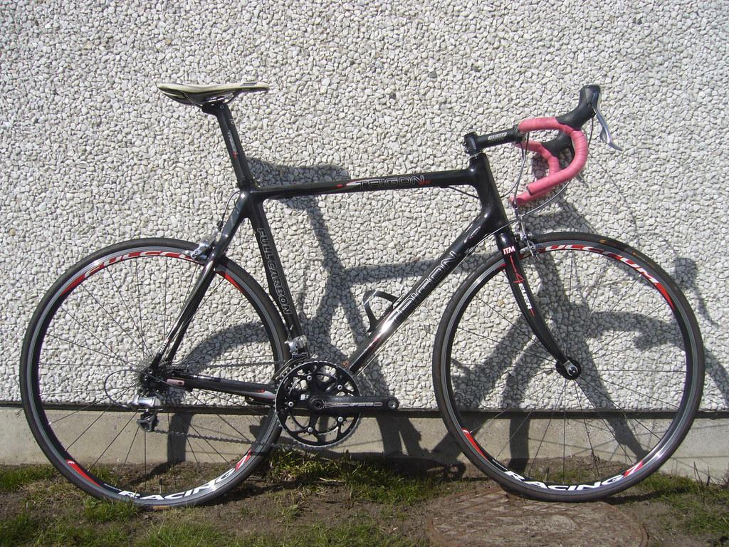 Trigon Ex Carbon Road Racing Bicycle Forl0n Flickr