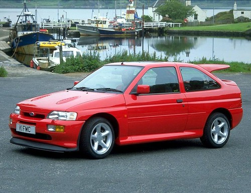 1992 Ford Escort Rs Cosworth Flickr Photo Sharing