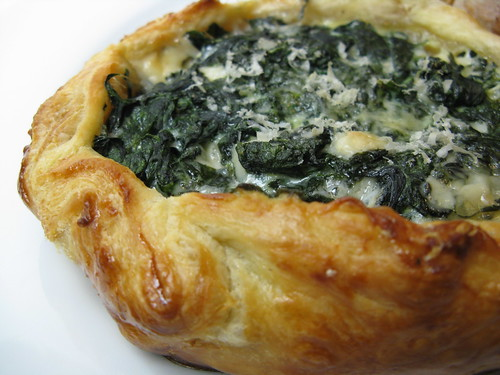 Blue & Greens Tart | by katbaro