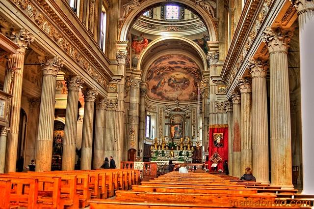 Duomo di mantova hdr interno del domo di mantova nikon for Interno help