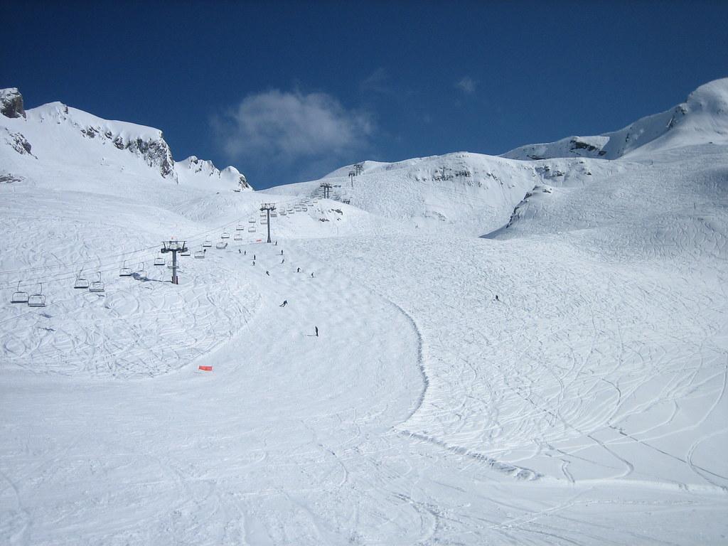 Faire Du Ski Ville France