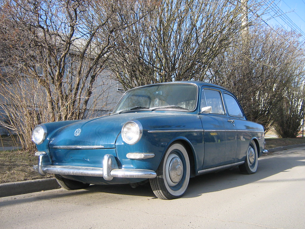 1964 Volkswagen 1500 | 1964 Volkswagen 1500 notchback | dave_7 | Flickr