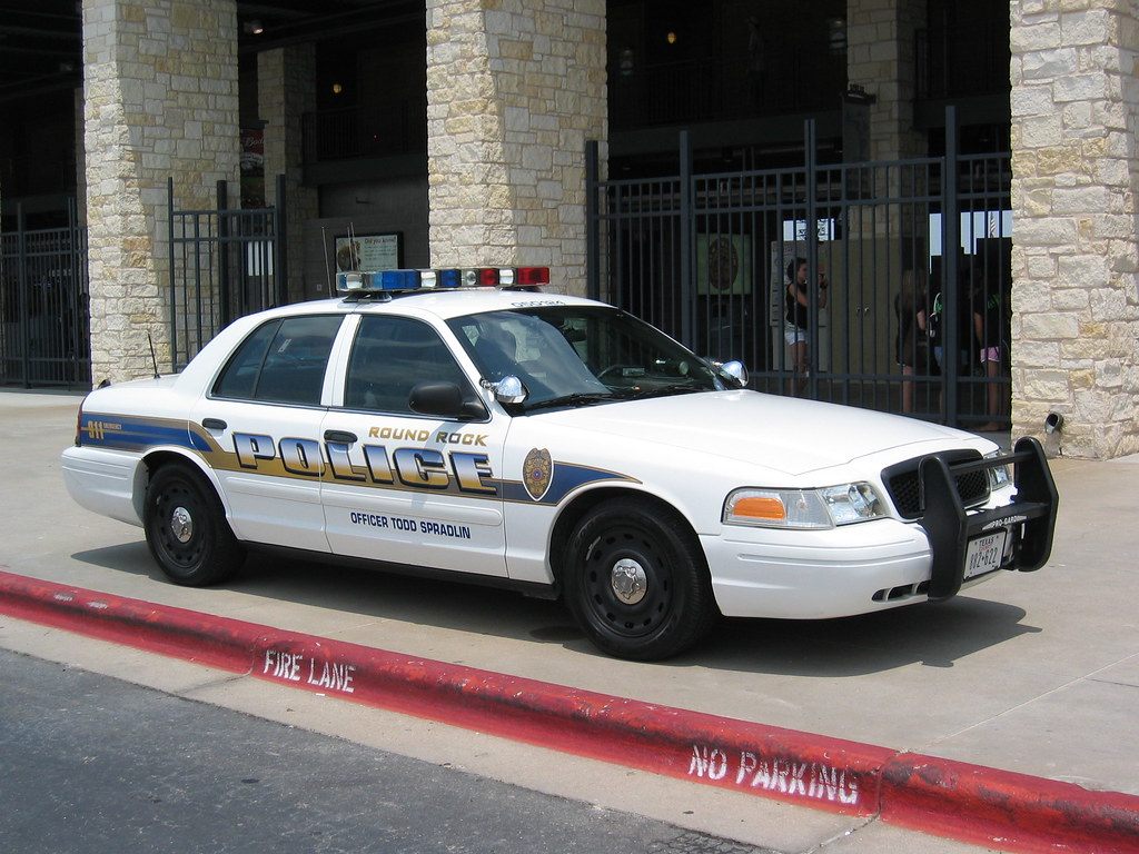 All Car Company >> Round Rock, Tx Police Car | 2005 Ford Crown Victoria | Flickr