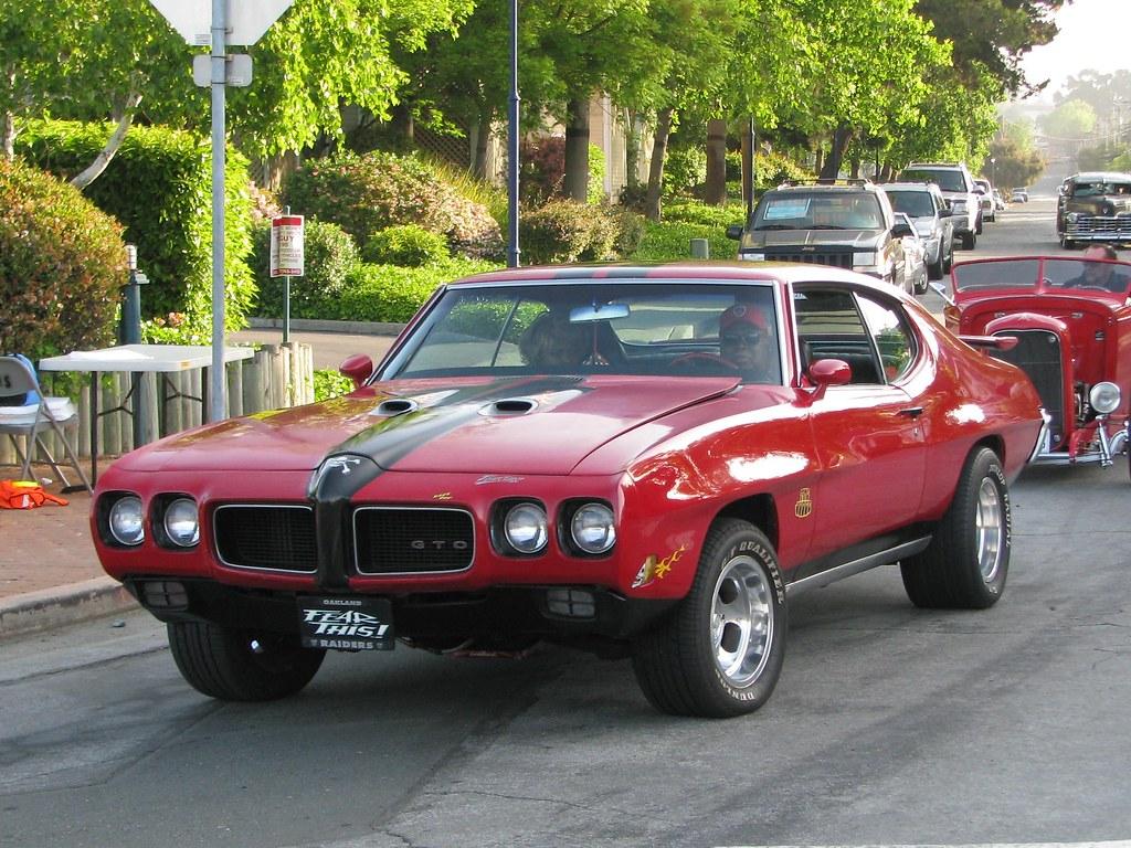 1970 Pontiac GTO The Judge Custom 3KBX366 1