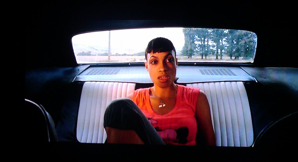 Grindhouse: Death Proof | Rosario Dawson in Death Proof ...