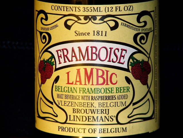 Image result for framboise lambic