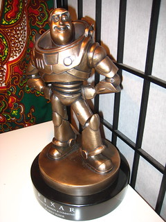 Buzz Lightyear in Bronze | by dagoose1