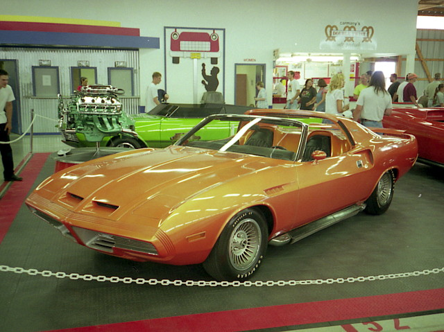 1970 Dodge Diamante Concept Car From The Steve Juliano