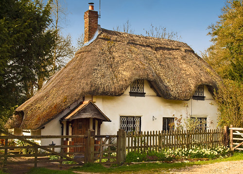 How To Make A Thatch Roof
