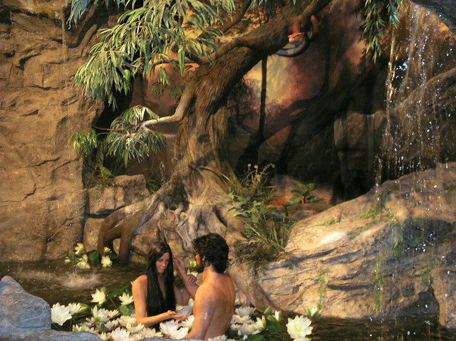 Adam And Eve In Eden Flickr Photo Sharing