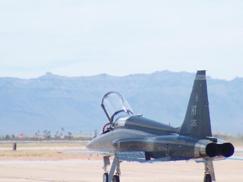 Northrop AT-38B Talon 63-8215