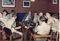 Guards Depot 1985 Pirbright