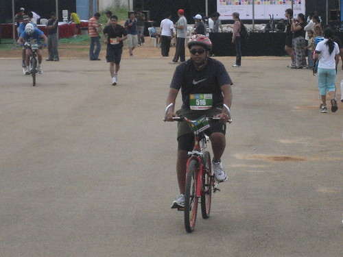 Swaroop cycling | by Vikram & Roopa