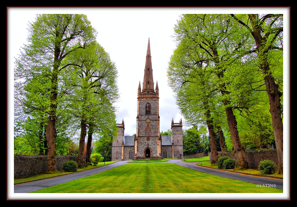 St Malachy S Coi Parish Church Hillsborough St