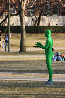 Applause from Mr. Green Spandex | by quinn.anya