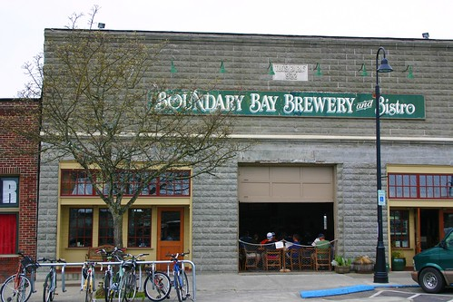 Boundary Bay Brewery and Bistro | by Krista Roesinger