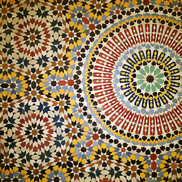 Moroccan Design Mosaic 01 Mikołaj Pasiński Flickr