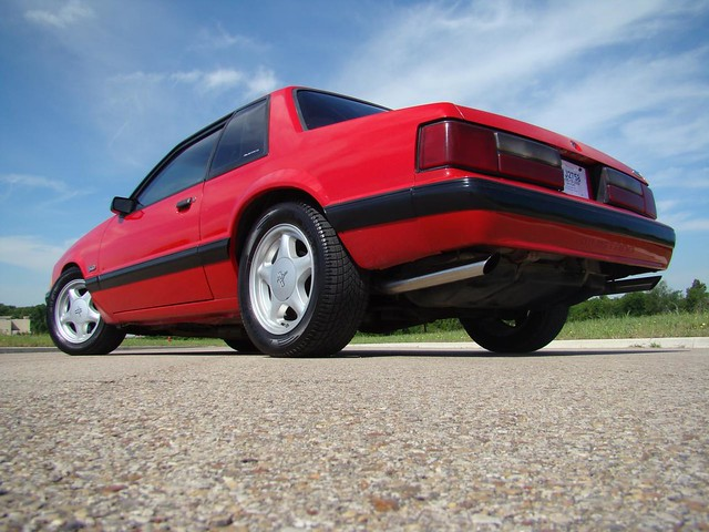 Fox Body Mustang Wheels 1991 Ford Mustang Fox Body