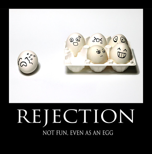 Eggs -Rejection | by Professor Noodles