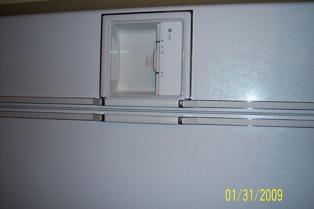 Ge Profile Refrigerator Ge White Side By Side
