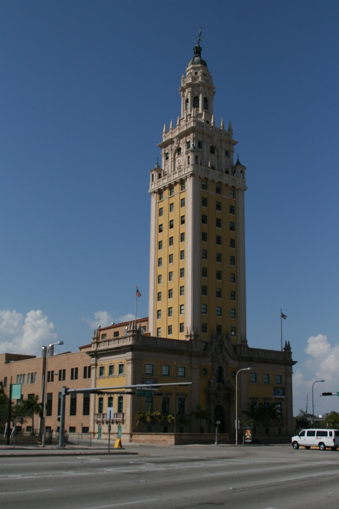 Freedom Tower (Miami) H | The Freedom Tower is a 1925 ...