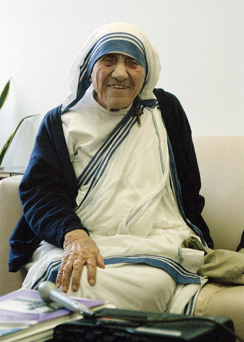 Portrait of Mother Teresa | by United Nations Photo