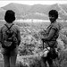 1960-62, hiking with Mum by Danube Bend