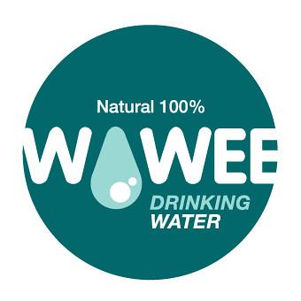 wawee drinking water logo logo design for wawee drinking