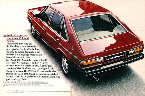 Audi 100 Avant 1978 Flickr Photo Sharing