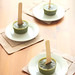 Matcha Green Tea Popsicles (from My Sweet Vegan)