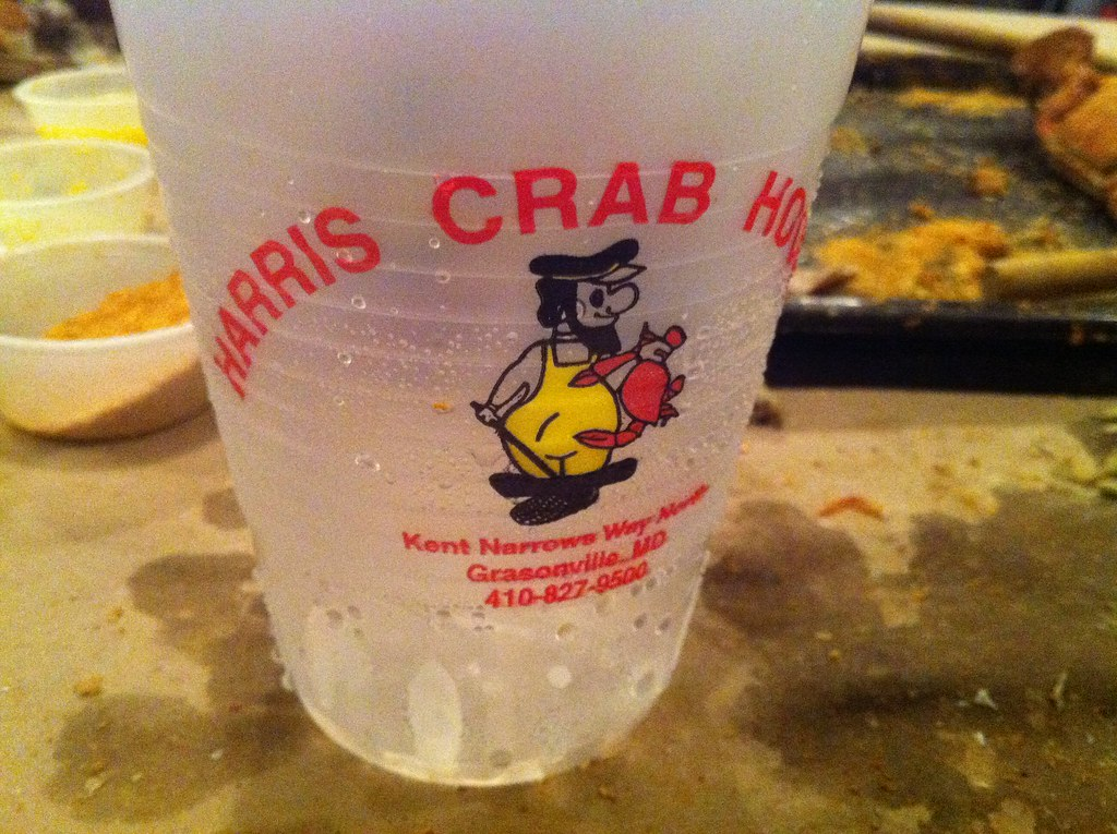 Harris Crab House Paint Night