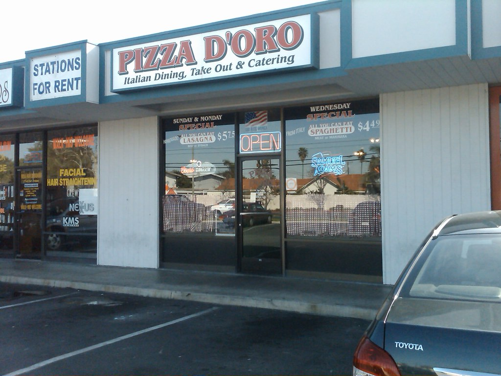 Pizza D Oro Huntington Beach Jobs