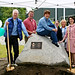 50th Anniversary Team Celebrates the Sealing of DNR's Time Capsule