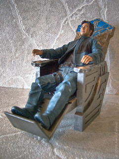 Stargate Atlantis: Series One Col. John Sheppard & Ancient Control Chair | by Aaron of NEPA