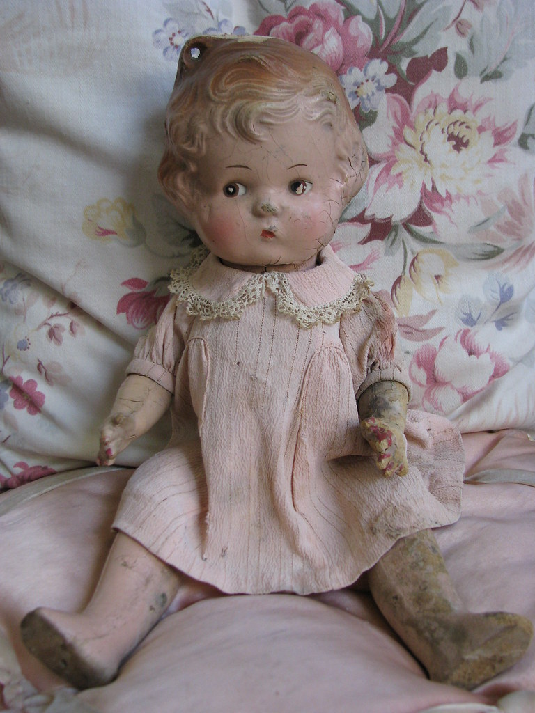 Vintage Doll Isabel Lang Flickr