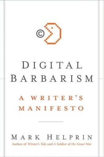 Digital Barbarism book cover | by Adam_Thierer