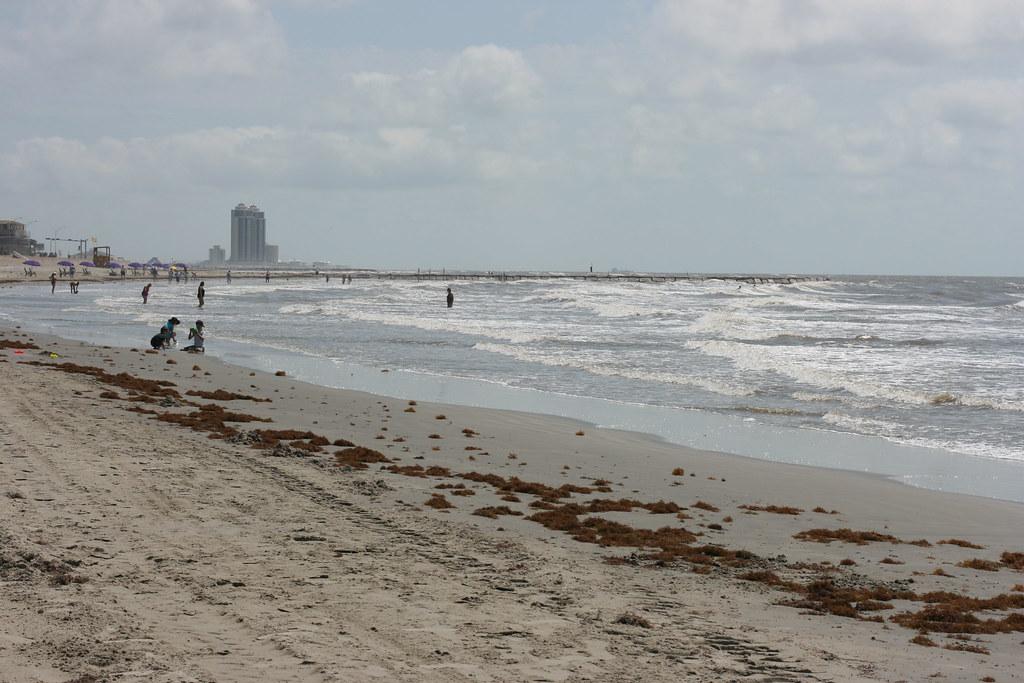 New Galveston Beach