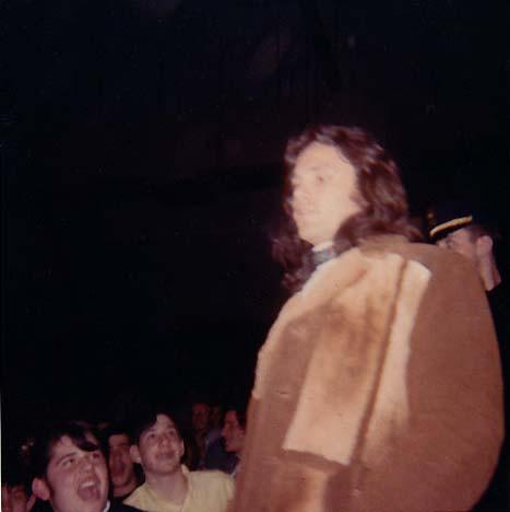 Jim Morrison Photographer Richard Mandrachio Location